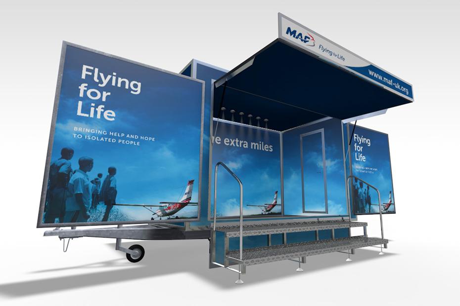 Mobile Exhibition Design