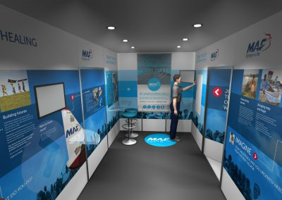 MAF Mobile Exhibition