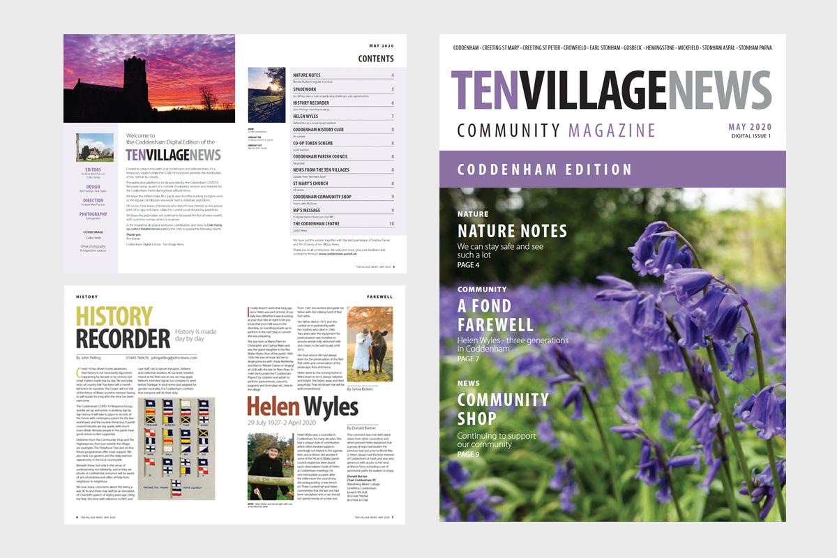 Special Digital Edition of Ten Village News