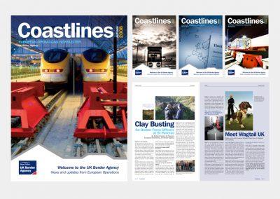UK Border Agency Magazine