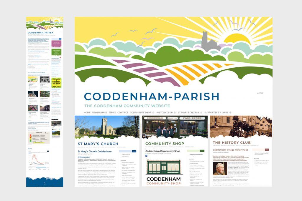 Community Website Design