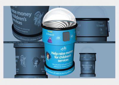 Money Spinner Design