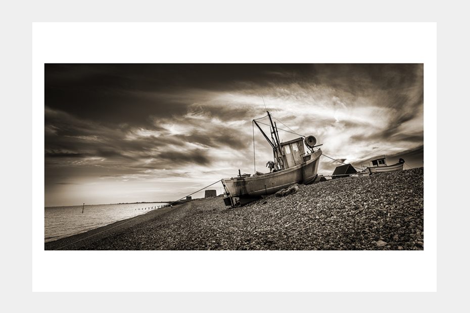 Fishermans Beach Hythe