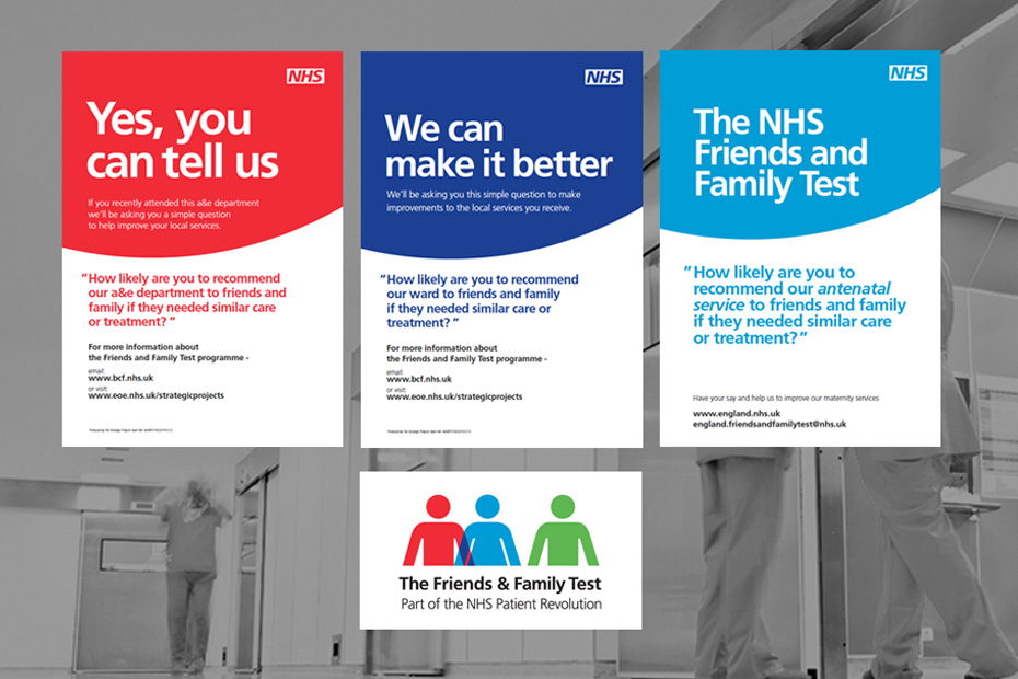 The NHS Friends and Family Test Design
