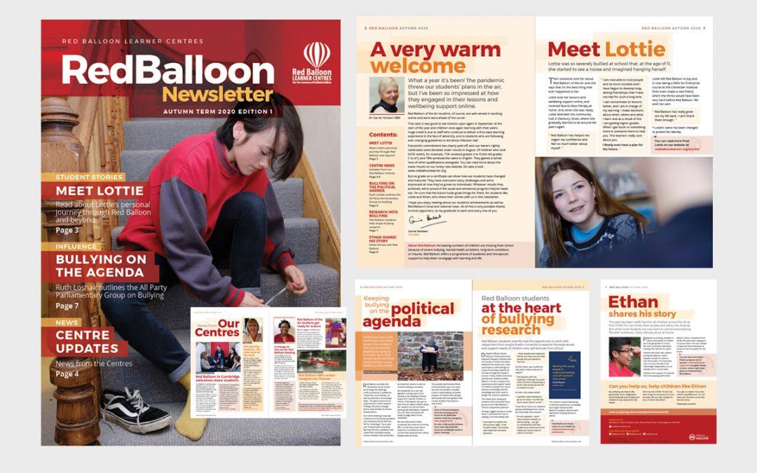 Red Ballon Newsletter