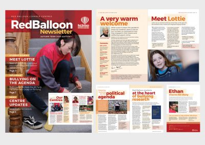 Charity Newsletter