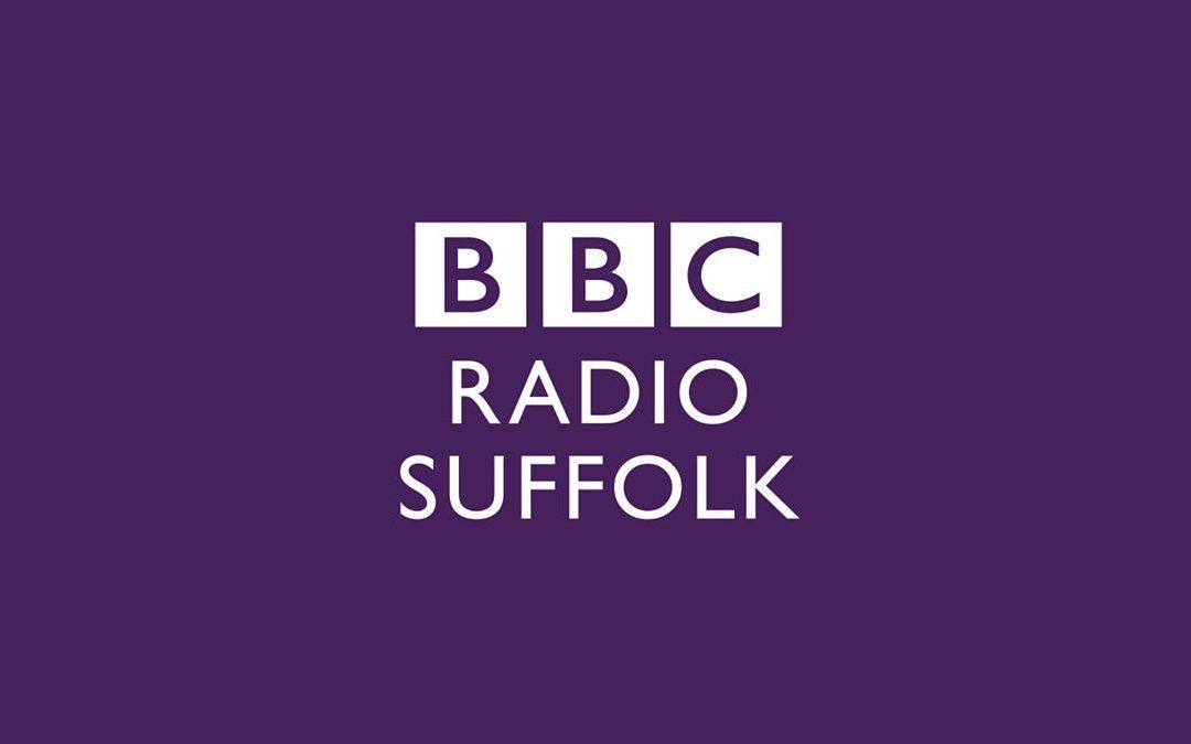 Coddenham Project receives award from BBC Radio Suffolk